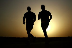 Van een goede warming up train je beter
